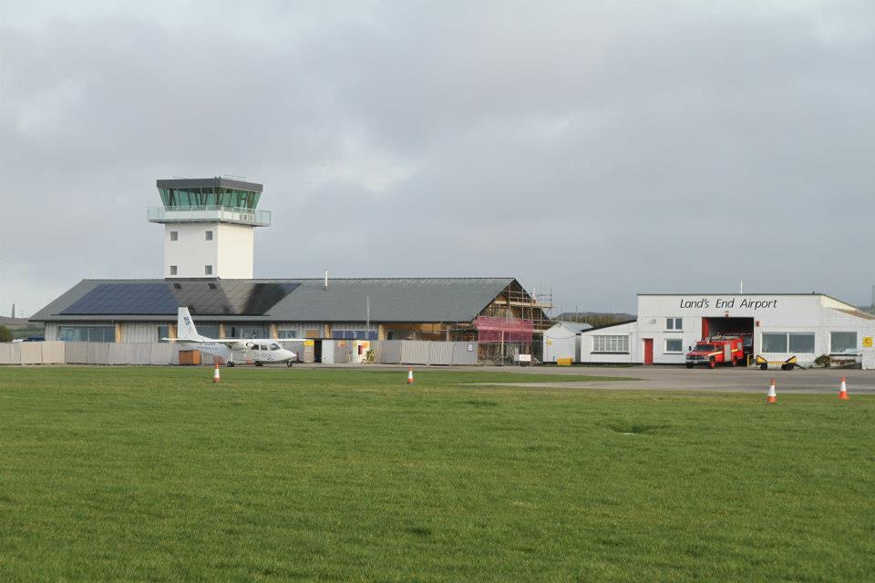 Lands End Airport (Land's End Airport). 2
