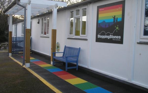 Stepping Stones Pre-School, Newlyn